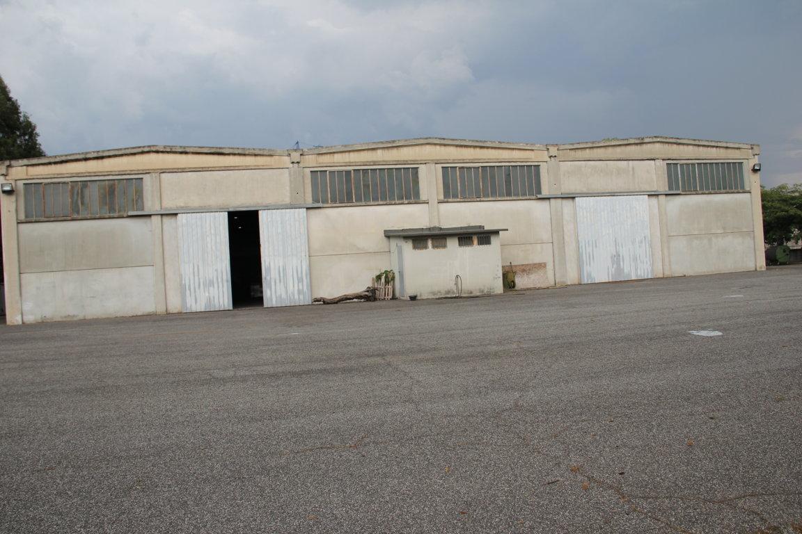 Monterotondo – capannone + uffici + show room