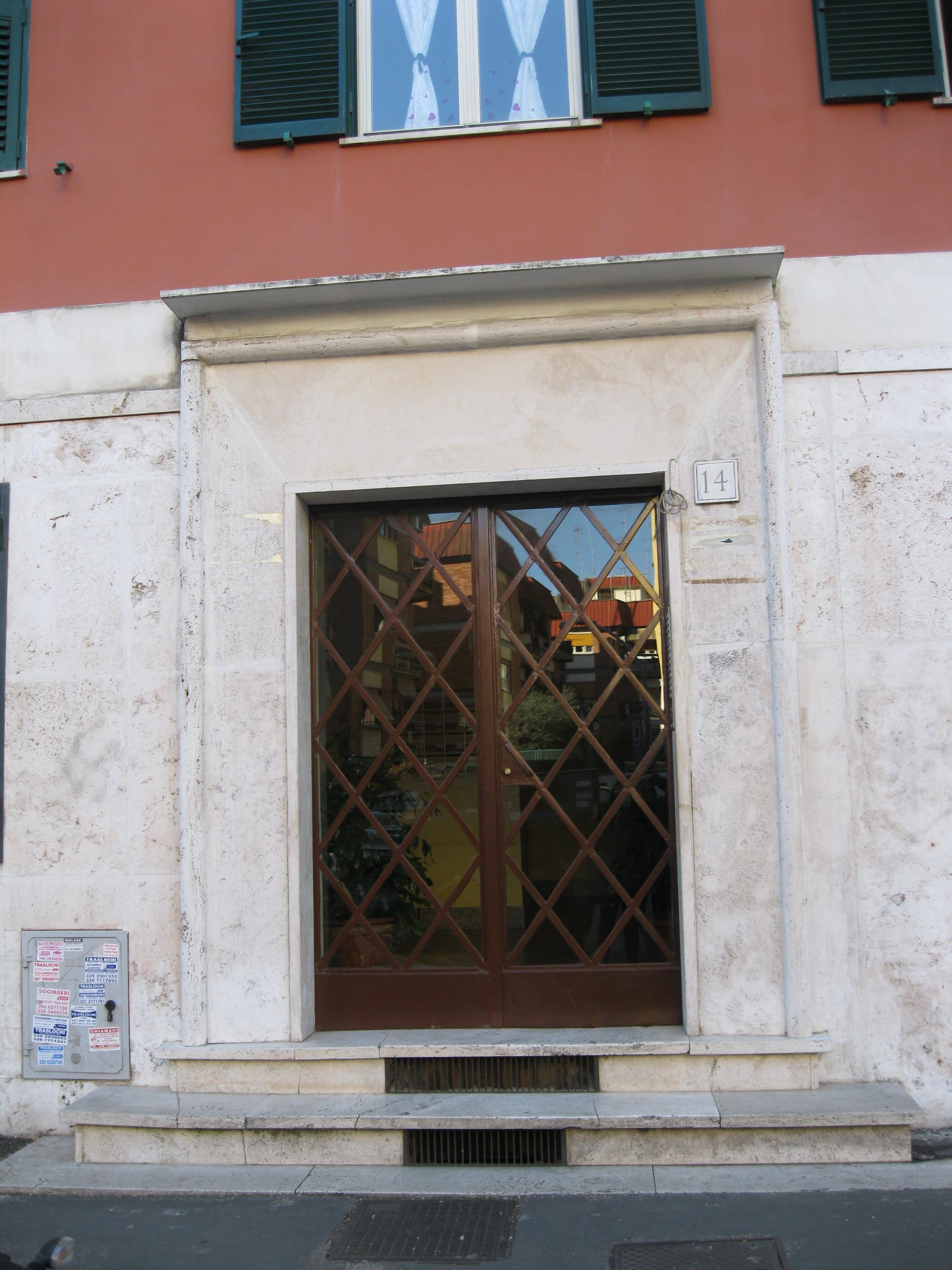 Appia - Colli Albani - via Rocca Priora