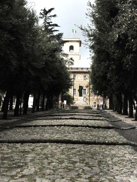 Monterotondo – Cappuccini – via Frati Crociferi