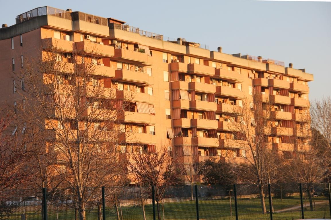 La Rustica - appartamento piano alto – via Federico Turano