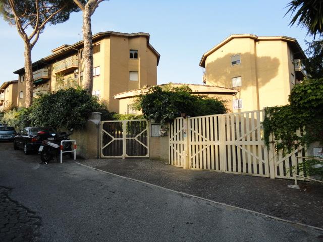 Garbatella - Via Pomponia Grecina