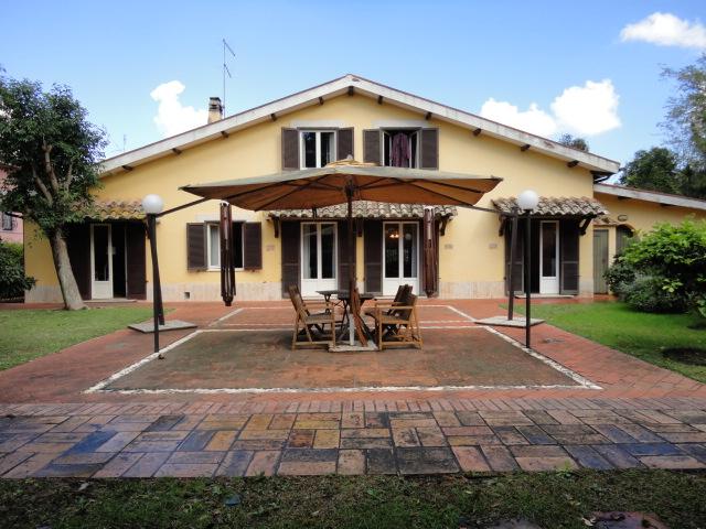 Eur - Mezzocammino - Casale indipendente con parco